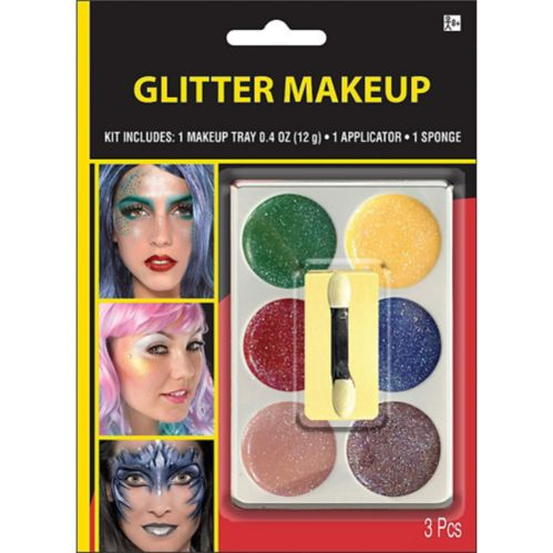 Glitter Multicolor Makeup Kit