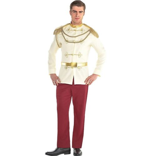 Cinderella Men's Prince Charming Costume