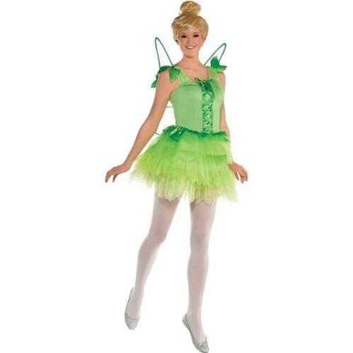 Peter Pan Women's Tinker Bell Costume