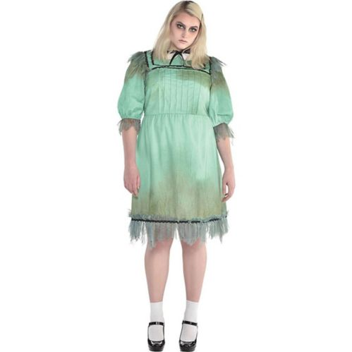 Women's Dreadful Darling Costume, Plus Size