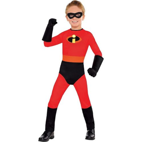The Incredibles Boy's Dash Costume