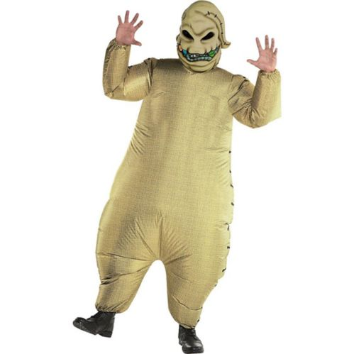 The Nightmare Before Christmas Adult Inflatable Oogie Boogie Costume