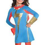 Marvel Rising Kids' Ms. Marvel Costume | Amscannull