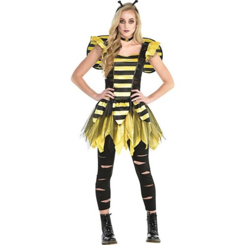 Women's Zom-Bee Costume