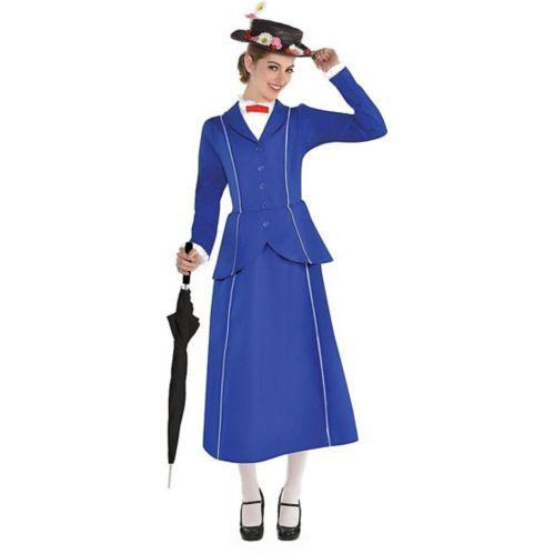 Women's Mary Poppins Costume