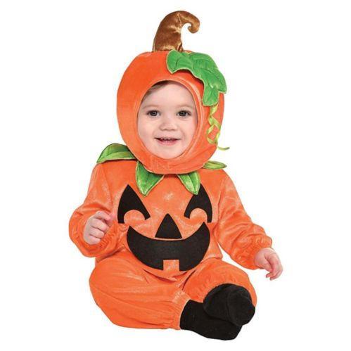 Baby Cute As A Pumpkin Costume