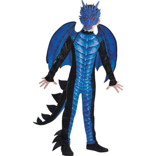 Kids' Deadly Dragon Costume