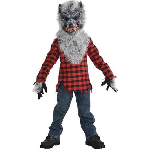 Child Hungry Howler Werewolf Costume