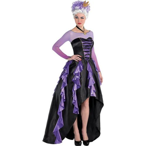 Women's The Little Mermaid Ursula Couture Costume