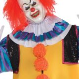 Adult Pennywise Costume - It, Plus Size   WARNER BROSnull
