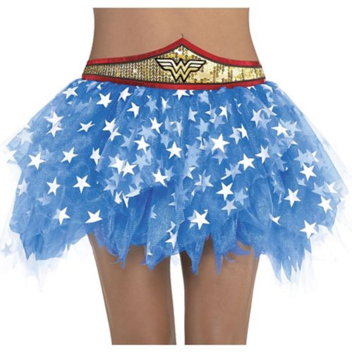 Adult Wonder Woman Tutu