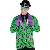 Batman Adult Riddler Jacket | WARNER BROSnull