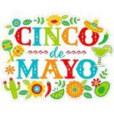 Cinco de Mayo Cutout