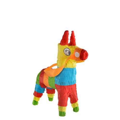 Mini Donkey Piñata Decoration
