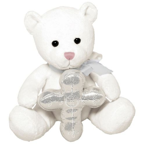 Religious Tender Love Plush Bear