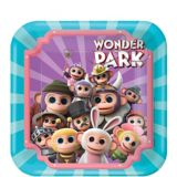 Wonder Park Dessert Plates, 8pc | Paramountnull