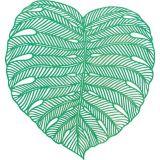 Banana Leaf Vinyl Placemat | Amscannull