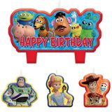Disney Toy Story 4 Candles, 4-pc   Disneynull
