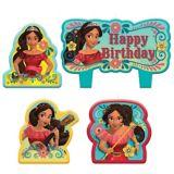 Disney Elena of Avalor Birthday Candles, 4-pc | Disneynull