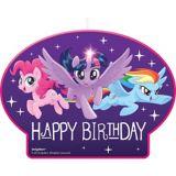 My Little Pony Birthday Candle | Hasbronull