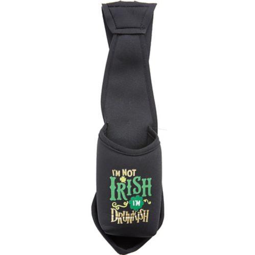 St. Patrick's Day Drink Holder Tie