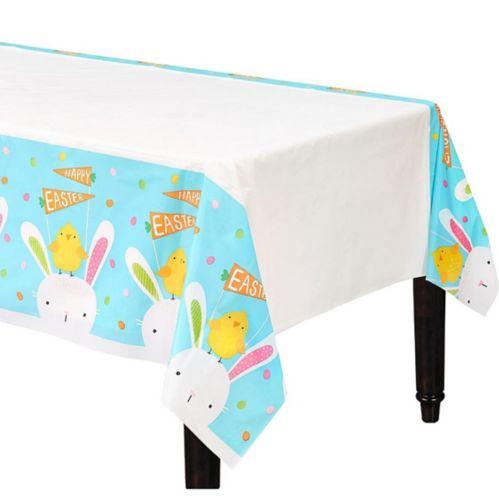 Hello Bunny Table Cover