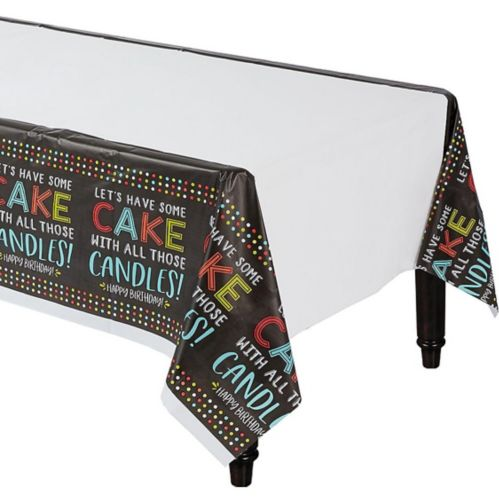 Over the Hill Table Cover