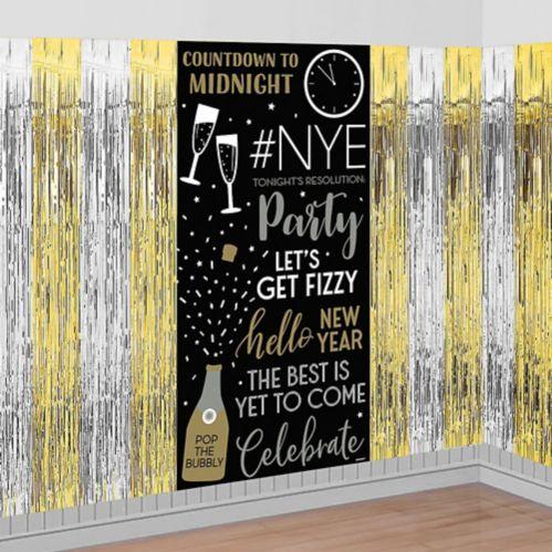 New Year's Eve Scene Setter