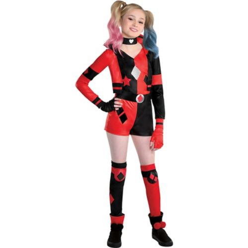 Child DC Harley Quinn Costume