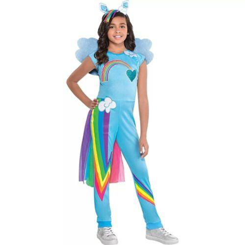 Costume Mon Petit Poney Rainbow Dash pour enfant