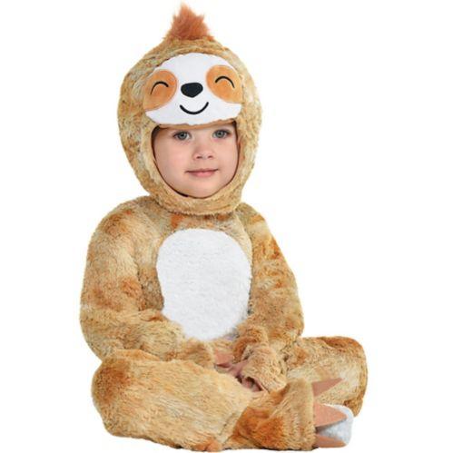 Soft & Cuddly Sloth Infant Costume, 12-24M