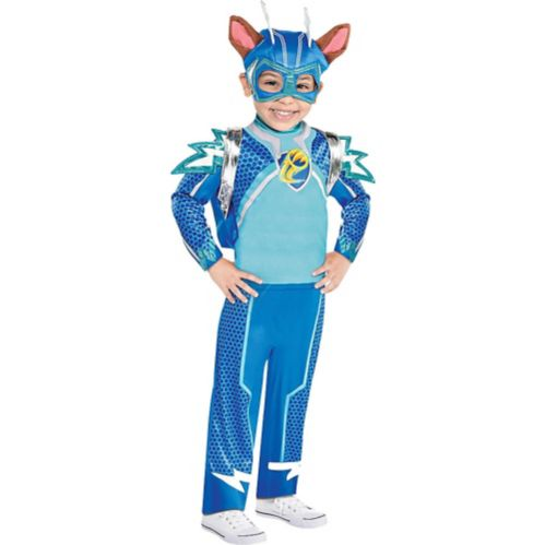 Toddler Paw Patrol Chase Light up Costume