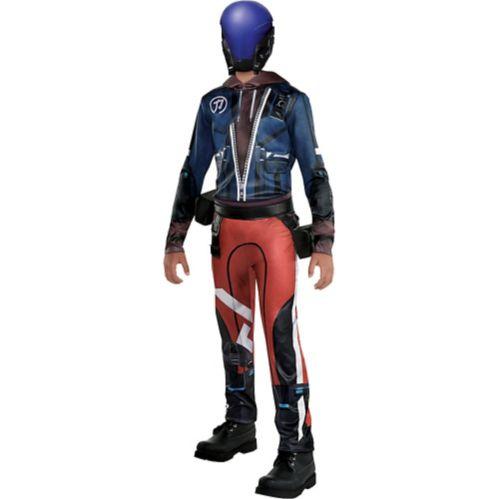 Costume Ace de Hyper Scape pour enfant