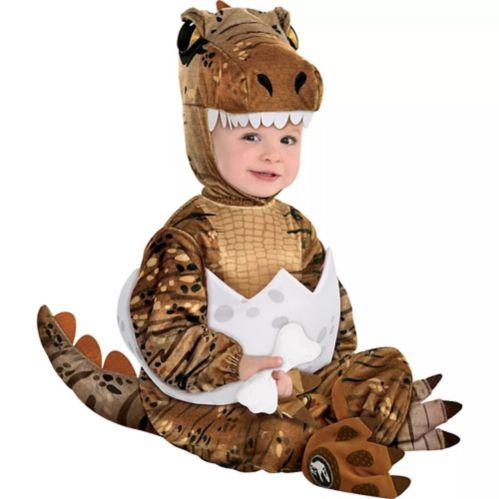 Costume de T-Rex pour bébé Image de l'article