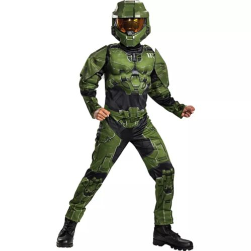 Child Halo Master Chief Costume