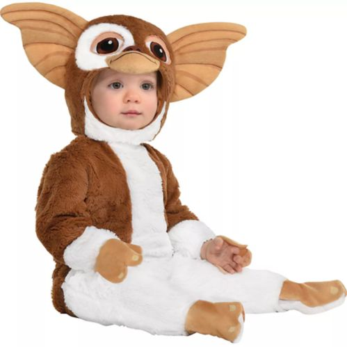 Infant Gremlins Gizmo Costume, 12-24M Product image