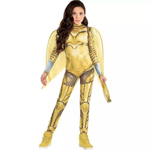 Costume doré du film Wonder Woman 2 pour enfant