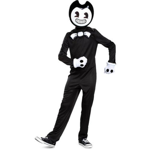 Costume Bendy classique pour enfant, grand