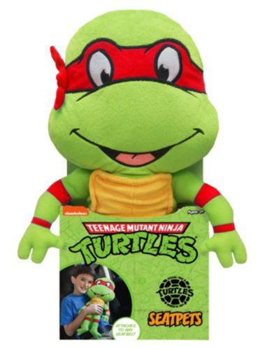 Peluche de siège Teenage Mutant Ninja Turtle, Raphael