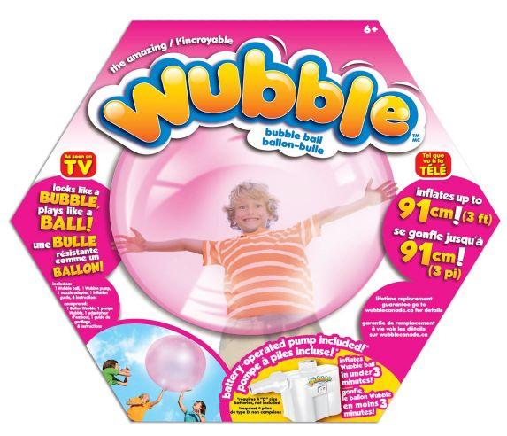 As Seen On TV Wubble Bubble Ball