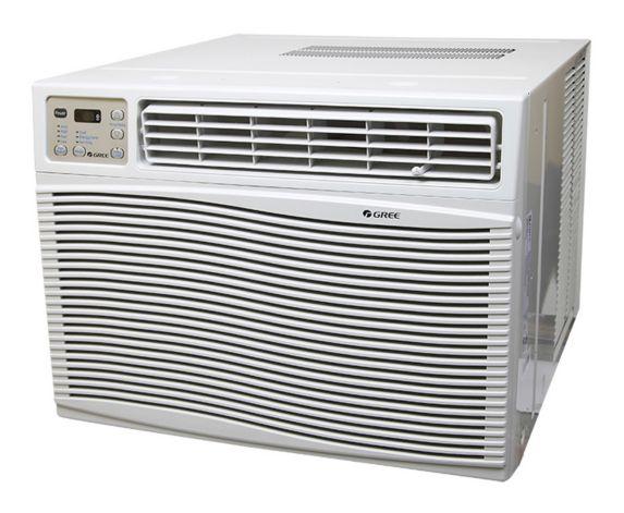 Climatiseur de fenêtre, 14 000 BTU, blanc Image de l'article