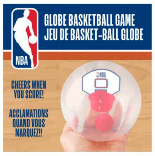Jeu de basketball globe NBA