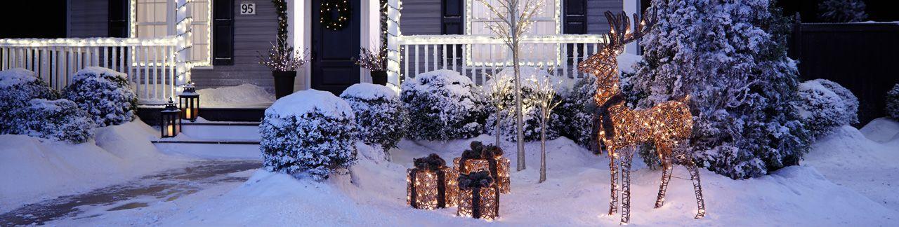 - Christmas Lawn Décor Canadian Tire