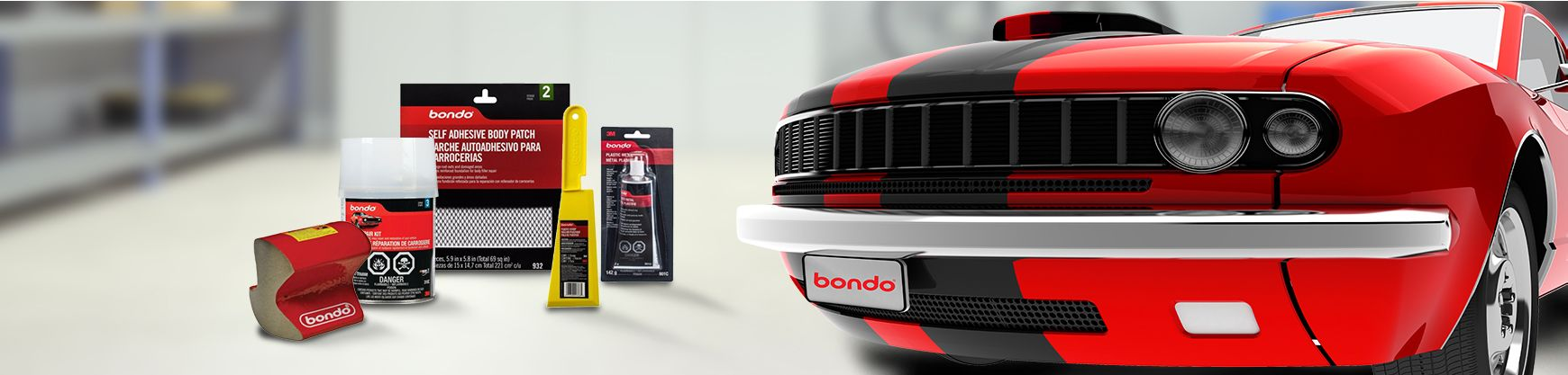 Bondo Fillers and Resins   Canadian Tire
