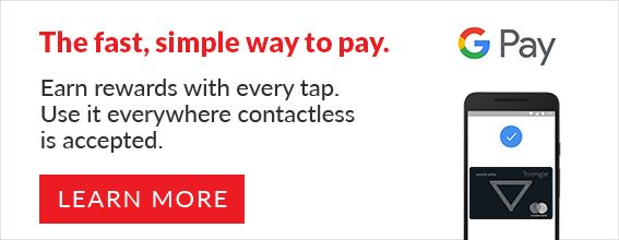 Give Google Pay a try