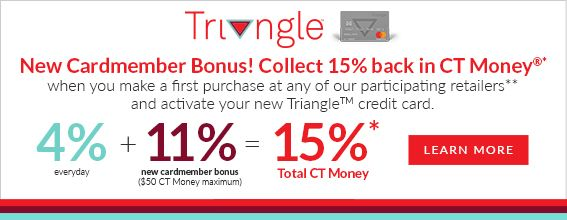 Mastercard Acquisition Offer - 15% CTM