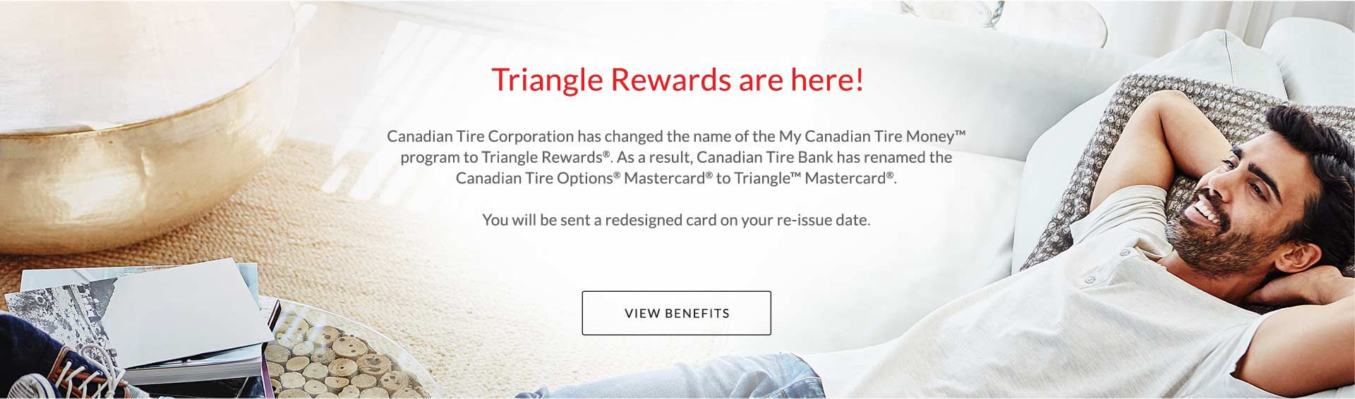 Triangle Rewards are here!!
