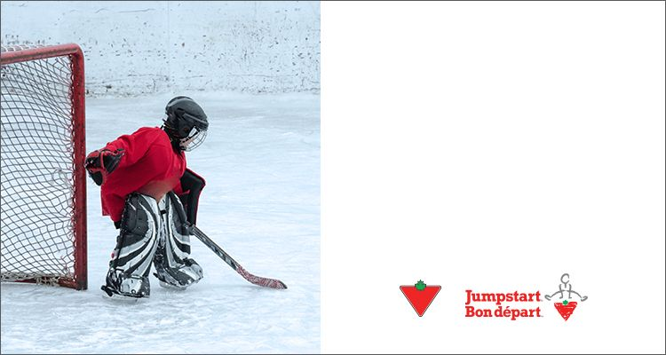 Canadian Tire Corporation commits $12 million to Jumpstart's Sport Relief Fund.