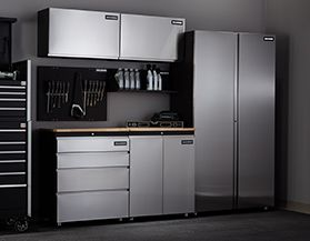 View All Garage Storage Cabinets