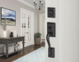 Schlage Entry Door Locks & Handle Sets
